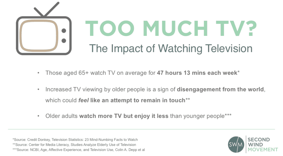 the impact of watching too much television