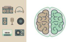 music and brain memory
