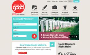 create the good website