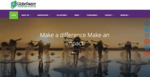 GlobalAware website