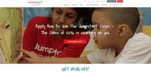 JumpStart website